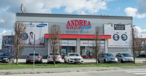 ANDREA SHOP PLUS DUNAJSKÁ STREDA
