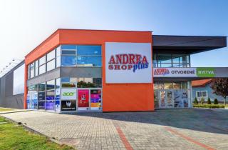 ANDREA SHOP PLUS NOVÉ ZÁMKY