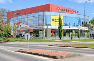 ANDREA SHOP PLUS ŠAĽA